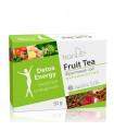 Infusión desintoxicante, fortalecer el sistema inmune y para perder peso Energía de las Frutas.